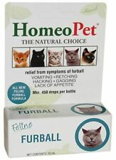 Homeopet Drops for Felines (7 Formulas)