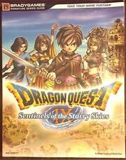 DRAGON QUEST SENTINELS OF THE STARRY SKIES BRADYGAMES STRATEGY GAME GUIDE