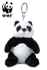 WWF Plüschanhänger Panda (10cm) Schlüsselanhänger Keychain Pandabär NEU