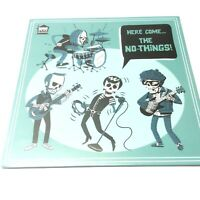 'Here Come The No-Things' Superb 2016 Brand New SEALED Rock/Soul Vinyl LP!