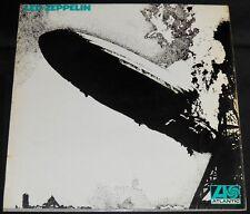 LED ZEPPELIN! 1969 ATLANTIC 588171 DEBUT LP UK 1st Pr TURQUOISE SUPERHYPE A1/B1!