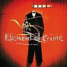 An Einem Sonntag im April von Element of Crime | CD | Zustand gut