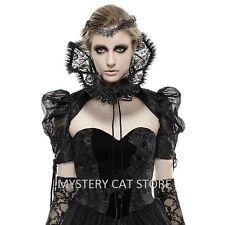 New PYON PYON Goth Black Witch Powwow Esoteric HALLOWEEN Cap Hat S168 AUS STOCK