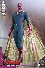 HOT TOYS Avengers 2 Age of Ultron Vision 1/6 Figure IN STOCK