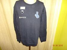 "MSV Duisburg Original uhlsport Spieler Sweatshirt/Pullover ""EVONIK"" Gr.XL TOP"