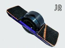 Onewheel - Rambo made - Magnetic Carbon Fender limited edition blu - Pre-Order