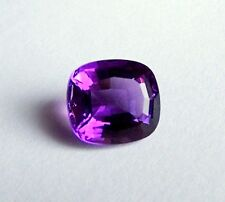 Amethyst  Antik   Kissen Cushion 12 x 11 x 7,5 mm  6,06 Carat