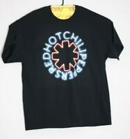 Mens Red Hot Chili Peppers graphic tshirt size XL