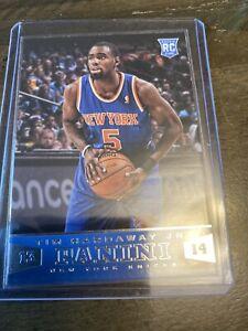 2013-14 Panini Basketball #195 Tim Hardaway Jr. RC New York Knicks