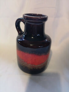 Brown Ceramic Art Pottery Vases Ebay