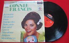 CONNIE FRANCIS *** Los Grandes Exitos *** VERY RARE 1974 Mexican LP