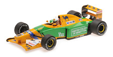 Minichamps F1 Benetton Ford B192 Martin Brundle 1/18 3rd Place Silverstone 1992