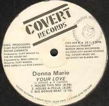 DONNA MARIE - Your Love - Covert