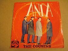 45T SINGLE / THE COUSINS - ANDA / WADIYA