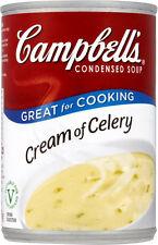 De Campbell Condensada Crema De Apio Sopa 3 X 295g