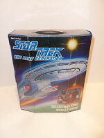 1993 Star Trek The Next Generation TNG Collectors Case Holds 12 Figures N-MINT