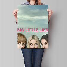 Big Little Lies Poster TV Series 2017 Reese Witherspoon 16.6 x 23.4 in (A2)