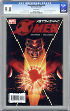 ASTONISHING X-MEN #20 FIRST PRINTING WHITE PAGES CGC 9.8 NM/MT UNSCRATCHED