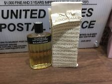 Quadrille Eau De Cologne De Balenciaga 4 fl.oz 120ml splash perfume authentic