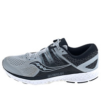 Saucony Mens Omni ISO S20442-2 Grey Running Shoes Lace Up Low Top Size 12