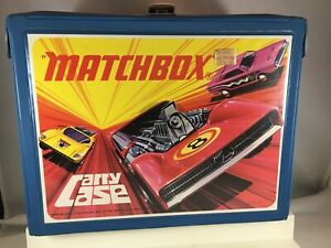 1971 Matchbox Carry Case
