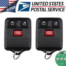 2x Keyless Entry Remote Car Key Fob for Ford Lincoln Mercury Mazda CWTWB1U345