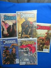 VERTIGO/DC COMICS   CRUSADES #1-5 SET
