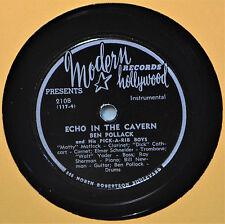 Ben Pollack Echo in the Cavern Hot Jazz Noir Modern 210 Adel Francis Goody Vocal