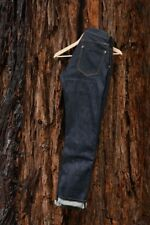 Size 40 Jack/knife Selvedge Denim Raw Jeans