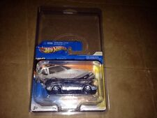2011 Hot Wheels Back 2 The Future Delorean Time Machine Short Pack In Clam Shell
