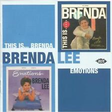 Brenda Lee - This Is Brenda/Emotion2 2 albums on 1 CD