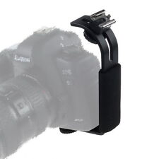 Adjustable L Flash Bracket Hot Shoe Mount Stand For Flash Light Speedlight DSLR