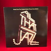 ORIGINAL SOUNDTRACK All That Jazz 1979 UK Vinyl LP EXCELLENT CONDITION ost film