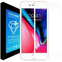 Vetro Temperato Pellicola Proteggi Schermo iPhone 8 Plus Full 9H 5D Glass Film