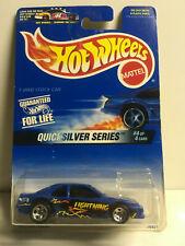 1997 Hot Wheels Quicksilver Series T-Bird Stocker No. 4/4 #548 Stock Car NIP