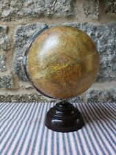 More details for an art deco terrestrial globe by geographia