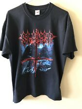 Rare Slayer European Tour 2004 Shirt Size Large