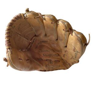 Mickey Mantle XPG26 Rawlings Baseball Glove RHT Autograph USA Vintage Rare Find