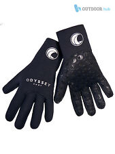 Odyssey 4mm Neoprene Wetsuit Gloves GBS Kayak Surf Diving Adult & Child Sizes