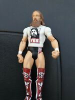 Daniel Bryan Basic figure - Walmart Exclusive - Mattel - wwe wrestling yes