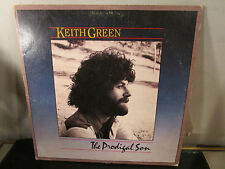 "KEITH GREEN ""THE PRODIGAL SON"" LP 1983~"