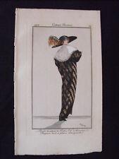 Roger Broders Costumes Parisiens 1912 Manteau de loutre  Pl. 36