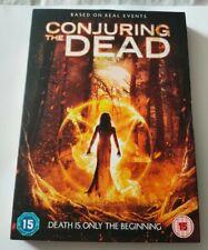 Conjuring The Dead DVD 2015 Horror Slipcase NEW