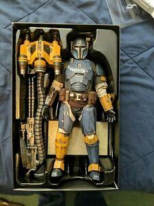 Hot Toys Star Wars TMS010 Heavy Infantry Mandalorian