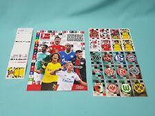 Topps Bundesliga 2018/2019 komplett Set alle 294 Sticker 18/19 Neu