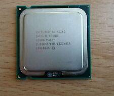 Intel Xeon  Prozessor X3360 Quad-Core@2,83GHz, L2 Cache 12MB, Sockel 775/T,