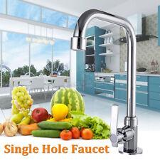 Floor Mount Single Hole Faucets Kitchen Wash Basin Faucet Mixer Water Taps