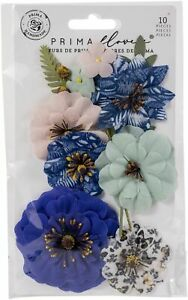 Prima Marketing Mulberry Paper Flowers-Natural Beauty/Nature Lover