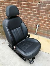 VAUXHALL INSIGNIA ELITE 2008-2013 PASSENGER LEATHER SEAT WITH AIR BAG HEADREST