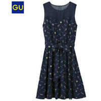 Sailor Moon x GU Navy One Piece Dress 25th Anniversary Size M Limited F/S
